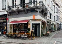 Lunchadresje in Antwerpen.