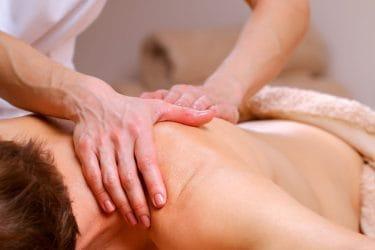Wat iis de oorzaak van jeuk na een massage?