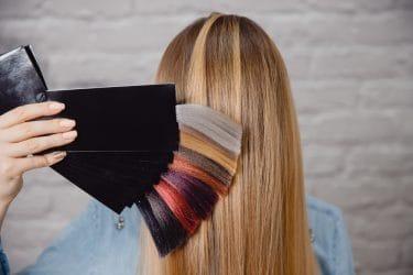 Wat zijn de mogelijkheden voor haar kleuren zonder verf?