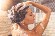 Zijn siliconen in shampoo slecht of goed?